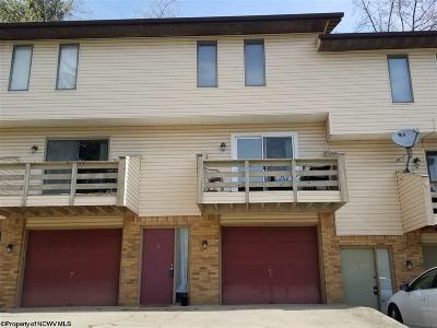 Morgantown Condo/Townhouse For Sale: 1329#2 Headlee Avenue