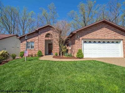 Morgantown Single Family Home New: 8 Red Sky Drive