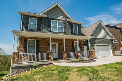 Morgantown Single Family Home New: 116 Landing Drive