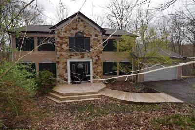 Morgantown Single Family Home New: 49 Quail Road
