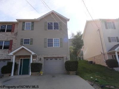 Morgantown Condo/Townhouse New: 882 Tremont Street