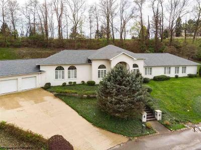 Morgantown Single Family Home Price Reduced: 746 Poplar Woods Drive