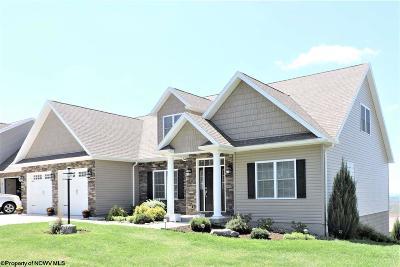 Morgantown Single Family Home New: 28 Pointe Drive