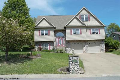 Morgantown WV Single Family Home New: $285,000