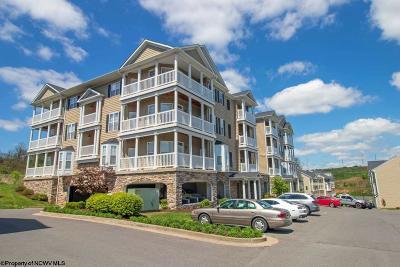 Morgantown WV Condo/Townhouse New: $208,000