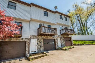 Morgantown Condo/Townhouse New: 401 Cedarstone Drive