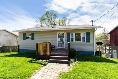 Morgantown Single Family Home New: 1032 Montrose Avenue