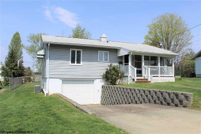Morgantown Single Family Home New: 457 Hillview Drive