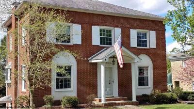 Morgantown Single Family Home New: 293 Dormont Street