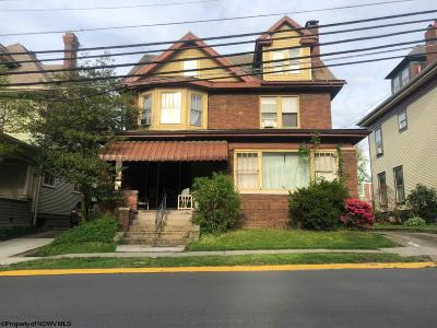Morgantown Single Family Home New: 225 Grand Street
