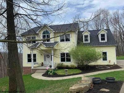 Morgantown Single Family Home New: 5 Squirrel Lane
