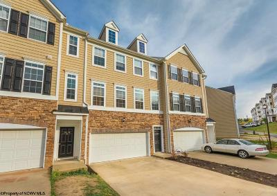Morgantown Condo/Townhouse New: 1416 Townhouse Way