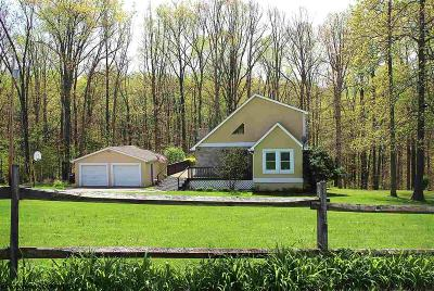 Morgantown WV Single Family Home New: $296,000