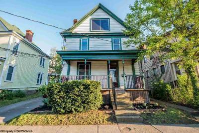 Morgantown Single Family Home New: 436 Clark Street