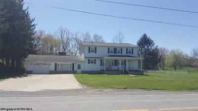 Terra Alta Single Family Home For Sale: 34446 Veterans Memorial Highway