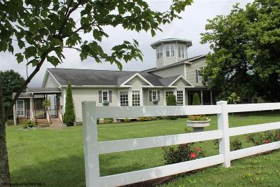 Elkins Single Family Home Contingent: 1056 Arnold Hill Road