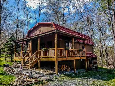 Terra Alta Single Family Home For Sale: 576 Hemlock Circle