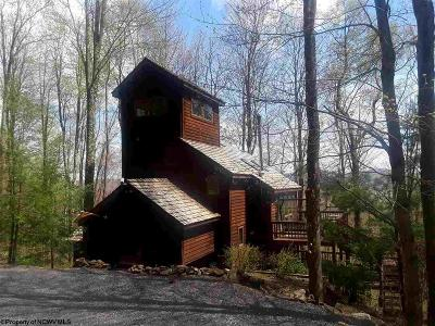 Davis Single Family Home For Sale: 276 Hikers Challenge Road