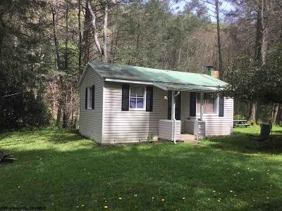 Elkins Single Family Home For Sale: Rt 6 Rattlesnake Run Road