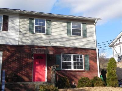 Morgantown Condo/Townhouse Contingent: 6 Marcus Drive