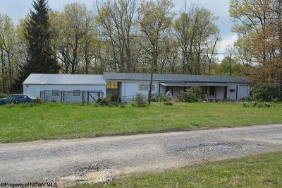 Morgantown Single Family Home Contingent: 3034 Grafton Road