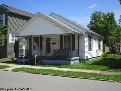 Elkins Single Family Home Contingent: 1711 South Davis Avenue