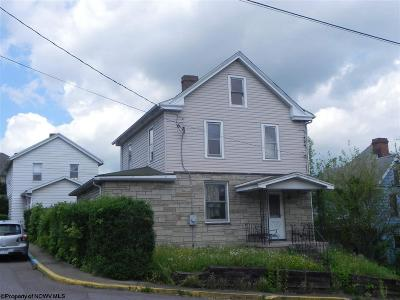 Morgantown Single Family Home Contingent: 537 Clark Street