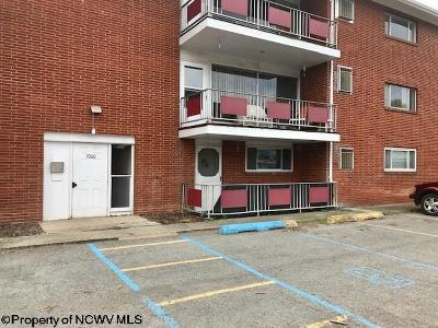 Morgantown Condo/Townhouse For Sale: 7101 Mountainview Manor