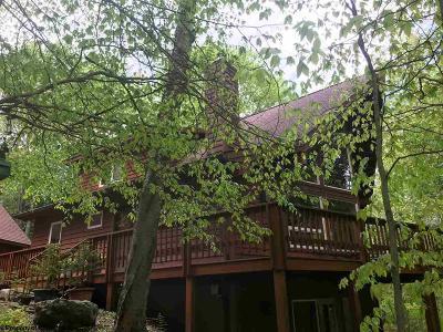 Davis Single Family Home Contingent: 106 Deer Run Lane