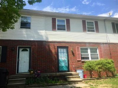 Morgantown Condo/Townhouse Contingent: 14 Marcus Drive