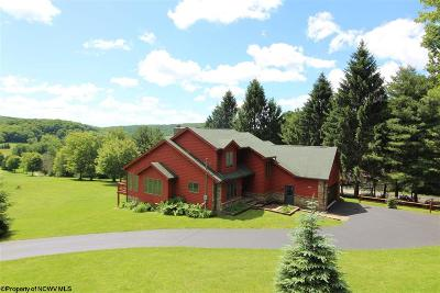 Terra Alta Single Family Home For Sale: 4 Maple Court