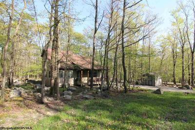 Terra Alta Single Family Home For Sale: 686 East Alpine Drive