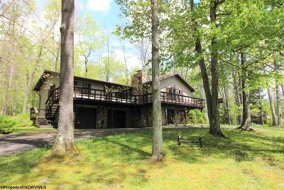 Terra Alta Single Family Home For Sale: 371 Hemlock Circle
