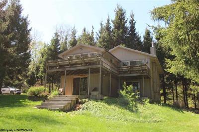 Terra Alta Single Family Home For Sale: 180 Pine Drive