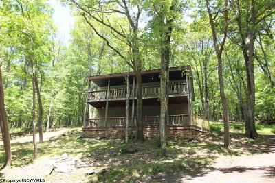 Terra Alta Single Family Home For Sale: 479 E Alpine Drive