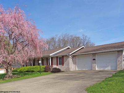 Morgantown Single Family Home For Sale: 4014 Westridge Drive
