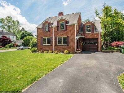 Morgantown Single Family Home For Sale: 387 Laurel Street