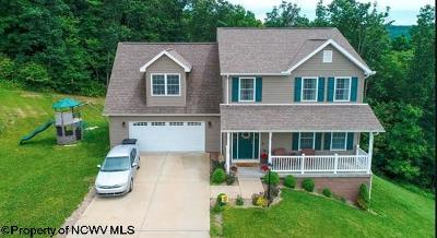 Morgantown Single Family Home For Sale: 31 Pointe Drive