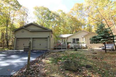 Terra Alta Single Family Home For Sale: 221 Anemone Lane