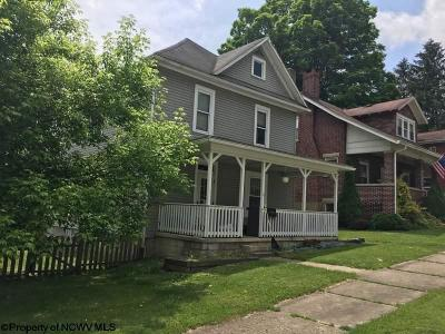 Elkins Single Family Home For Sale: 11 Dent Street