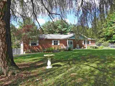 Morgantown Single Family Home Contingent: 1316 Hornbeck Road