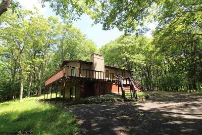 Terra Alta Single Family Home For Sale: 264 Primrose Lane