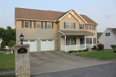 Morgantown Single Family Home For Sale: 1061 Autumn Avenue