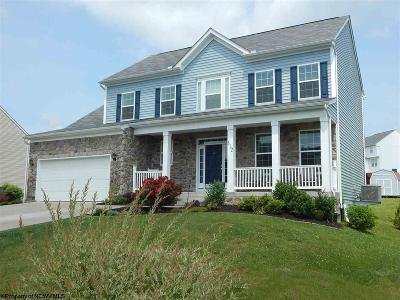 Morgantown Single Family Home Contingent: 312 Dairy Lane