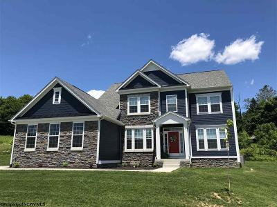 Morgantown Single Family Home For Sale: 14 Olympia Court