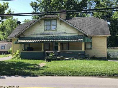Morgantown Single Family Home Contingent: 3341 & 3345 University Avenue