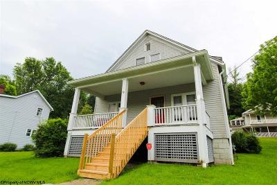 Morgantown Single Family Home Contingent: 58 Boston Street