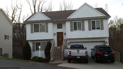 Morgantown WV Single Family Home Back On Market: $262,900