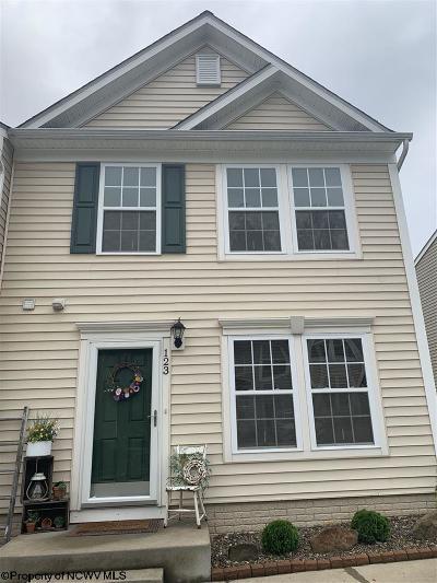 Morgantown Condo/Townhouse Contingent: 123 Auburn Drive