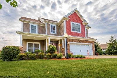 Morgantown Single Family Home For Sale: 8 Cardiff Drive